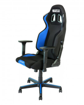 Gaming Stolica Sparco GRIP Black / Blue