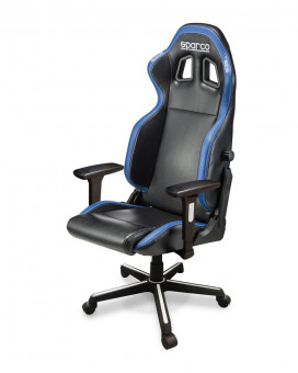 Gaming Stolica Sparco ICON Black / Blue