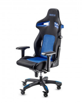 Gaming Stolica Sparco STINT Black / Blue