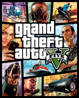 DIGITAL CODE - PCG Grand Theft Auto 5 - GTA V
