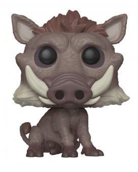 Bobble Figure Disney Lion King POP! - Pumbaa