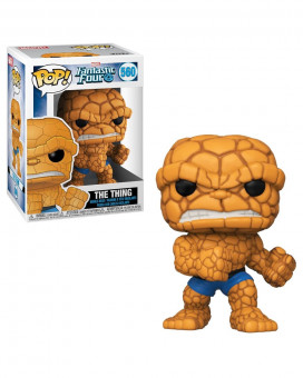 Bobble Figure Fantastic Four POP! Vinyl - The Thing