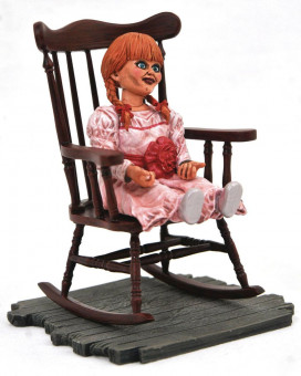 Statue The Conjuring Universe Horror Movie Gallery - Annabelle