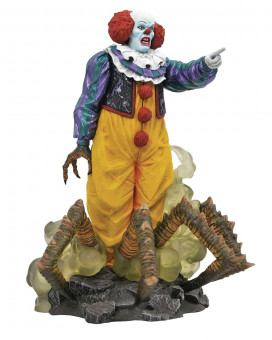 Diorama It Gallery - Pennywise 1990 TV Mini Series Edition