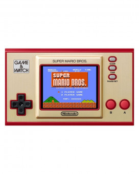 Konzola Game & Watch: Super Mario Bros Grey/Red