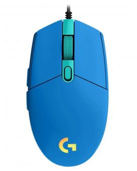 Miš Logitech G102 Lightsync - Blue
