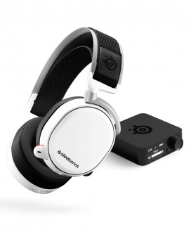 Slušalice Steelseries Arctis Pro Wireless - White