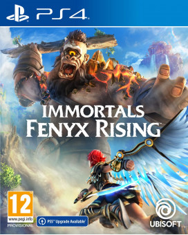 PS4 Immortals Fenyx Rising Standard Edition