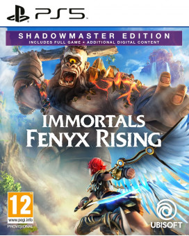 PS5 Immortals Fenyx Rising Shadowmaster Day1 Edition