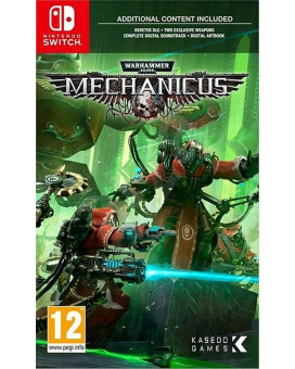 Switch Warhammer 40K Mechanicus