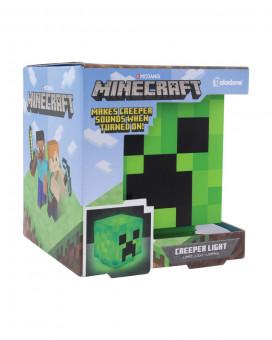 Lampa Minecraft - Creeper Light