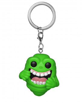 Privezak Ghostbusters POP! Keychain Slimer