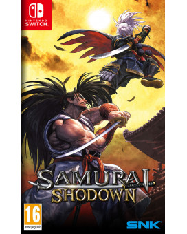 Switch Samurai Showdown