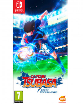 Switch Captain Tsubasa - Rise of New Champions