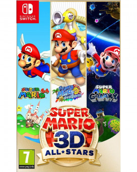 Switch Super Mario™ 3D All-Stars
