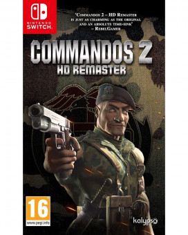 Switch Commandos 2 - HD Remaster