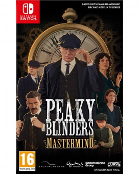 Switch Peaky Blinders - Mastermind