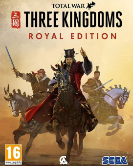 PCG Total War - Three Kingdoms - Royal Edition