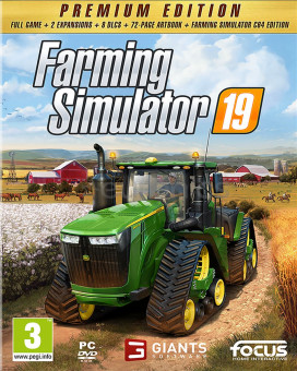PCG Farming Simulator 19 - Premium Edition