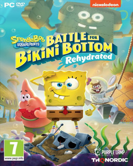 PCG Spongebob SquarePants: Battle for Bikini Bottom - Rehydrated