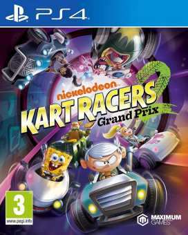 PS4 Nickelodeon Kart Racers 2 - Grand Prix