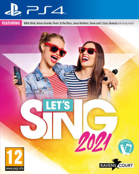 PS4 Let's Sing 2021