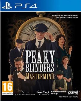 PS4 Peaky Blinders - Mastermind