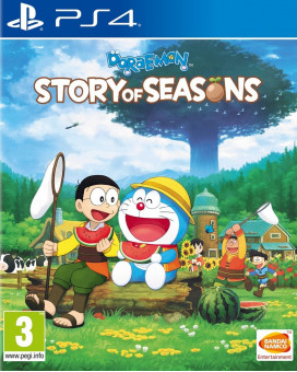 PS4 Doraemon - Story of Seasons