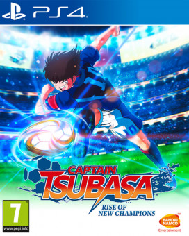 PS4 Captain Tsubasa - Rise of New Champions