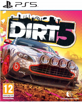 PS5 Dirt Rally 5