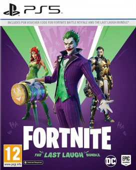 PS5 Fortnite The Last Laugh Bundle