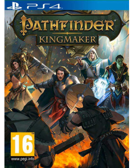 PS4 Pathfinder - Kingmaker