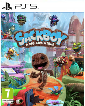 PS5 Sackboy - A Big Adventure!