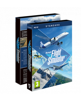 PCG Microsoft Flight Simulator