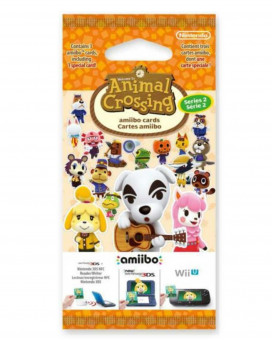 Animal Crossing Amiibo Card Series 2