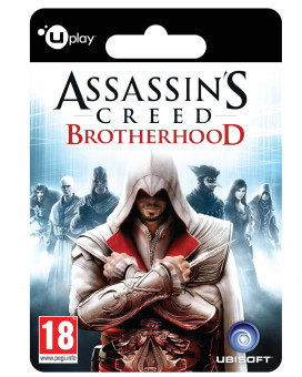 DIGITAL CODE - Assassin' Creed - Brotherhood