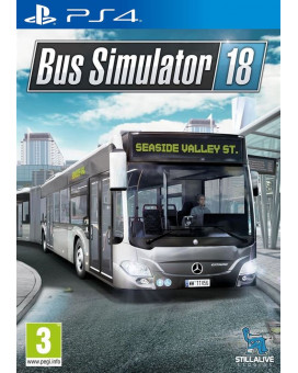 PS4 Bus Simulator