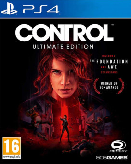 PS4 Control - Ultimate Edition