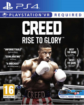 PS4 Creed - Rise To Glory