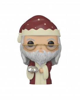 Bobble Figure Harry Potter Holiday POP! - Albus Dumbledore