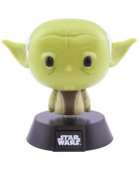 Lampa Paladone Icons Star Wars - Yoda Light