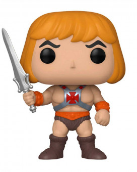 Bobble Figure Masters of the Universe POP! - He-Man