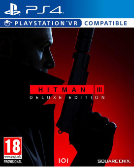 PS4 Hitman 3 - Deluxe edition