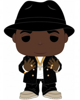 Bobble Figure POP! Rocks - The Notorious B.I.G. With Fedora