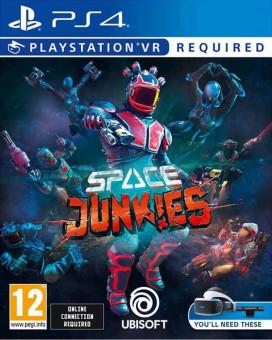 PS4 Space Junkies