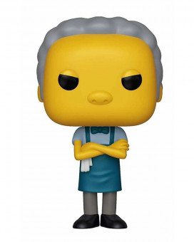 Bobble Figure The Simpsons POP! - Moe Szyslak