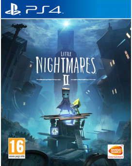 PS4 Little Nightmares 2 - Day One Edition