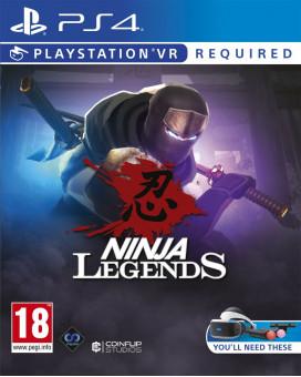PS4 Njinja Legends VR