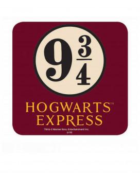 Podmetač za čaše Harry Potter - Platform 9 3/4