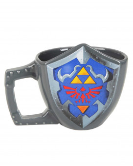 Šolja Nintendo The Legend of Zelda Link Shield Mug